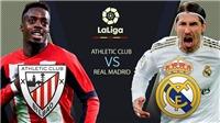 Athletic Bilbao 0-1 Real Madrid: Real Madrid thắng nhờ tình huống penalty gây tranh cãi