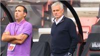 """Mourinho: """"Tôi không muốn coi việc cán đích ở trên Arsenal là hạnh phúc"""""""