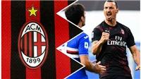 Bóng đá hôm nay 30/7: Ibrahimovic lại tỏa sáng cùng AC Milan, Sancho thích đến Liverpool hơn MU
