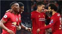 MU sắp bị Liverpool đuổi kịp trong Top 10 CLB giá trị nhất thế giới
