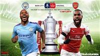 Soi kèo Man City vs Arsenal . Bán kết FA Cup. Trực tiếp SCTV thể thao