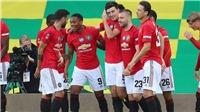 KẾT QUẢ BÓNG ĐÁ MU 1-1 West Ham: 'Quỷ đỏ' nắm lợi thế trước trận 'Chung kết' gặp Leicester