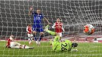 ĐIỂM NHẤN Arsenal 1-1 Leicester: Vardy là khắc tinh của Arsenal. VAR khiến trận đấu đảo chiều