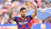 Barcelona từ chối fax yêu cầu ra đi của Messi