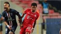 Serge Gnabry được ca ngợi vì đá vào... chân Neymar ở Chung kết Cúp C1