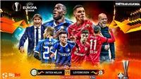 Soi kèo bóng đá Inter Milan vs Leverkusen. Vòng tứ kết Europa League. Trực tiếp K+PC
