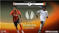 Soi kèo bóng đá Shaktar Donetsk vs Basel. Vòng tứ kết Europa League. Trực tiếp K+PC