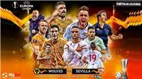 Soi kèo bóng đá Wolves vs Sevilla. Vòng tứ kết Europa League. Trực tiếp K+PM