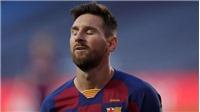 Nếu rời Barcelona, Messi sẽ đến MU hay Man City?