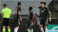 MU: Fernandes và Lindelof cãi nhau to sau bàn thua quyết định