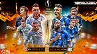 Soi kèo nhà cái Sevilla vs Inter Milan. Chung kết cúp C2 châu Âu. Trực tiếp K+PM