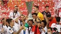ĐIỂM NHẤN Sevilla 3-2 Inter: Lukaku từ người hùng hoá tội đồ. Sevilla sinh ra để vô địch C2