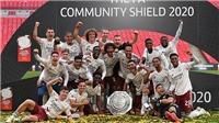 Arsenal 1-1 (pen 5-4) Liverpool: Aubameyang giúp 'Pháo thủ' đoạt Siêu Cúp Anh