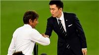Conte bị Banega chọc tức, có thể chia tay Inter sau trận thua Sevilla