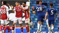 KẾT QUẢ BÓNG ĐÁ Arsenal 2-1 Chelsea: Gặp 'bão' chấn thương, Chelsea cay đắng nhìn Arsenal vô địch FA Cup