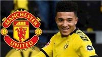 Bóng đá hôm nay 5/8: MU bất đồng với Dortmund về giá của Sancho. Fulham trở lại Premier League