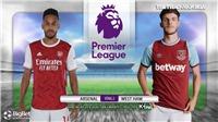 Soi kèo nhà cái. Arsenal vs West Ham. Vòng 2 Ngoại hạng Anh. Trực tiếp K+PM