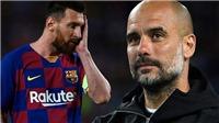 Guardiola nói gì về vụ chuyển nhượng bất thành của Messi sang Man City?