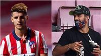Rời Barcelona, Luis Suarez thay Morata ở Atletico Madrid
