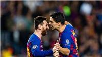 Lionel Messi chỉ trích ban lãnh đạo Barcelona vì đẩy Suarez rời CLB