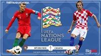 Soi kèo nhà cái Bồ Đào Nha vs Croatia. UEFA Nations League 2020/2021. Trực tiếp BĐTV