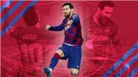 CHÍNH THỨC: Leo Messi thông báo ở lại Barcelona