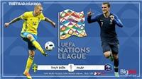 Soi kèo nhà cái Thụy Điển vsPháp. UEFA Nations League 2020/2021. Trực tiếp BĐTV