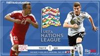 Soi kèo nhà cái Thụy Sĩ vs Đức. UEFA Nations League 2020/2021. Trực tiếp BĐTV