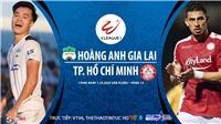 Soi kèo nhà cái HAGL vsTPHCM. Trực tiếp bóng đá Việt Nam