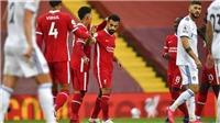 Liverpool 4-3 Leeds: Salah lập hat-trick sau màn rượt đuổi hấp dẫn