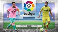 Soi kèo nhà cái Barcelona vs Villarreal. Vòng 3 La Liga. Trực tiếp BĐTV