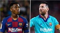 Kỷ lục của Fati hay Messi đáng nể hơn?
