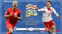 Soi kèo nhà cái Anh vsĐan Mạch. Trực tiếp bóng đá UEFA Nations League