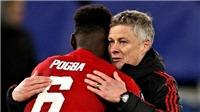 Vừa thổ lộ ý định sang Real, Pogba lập tức bị MU 'trói chân' đến 2022