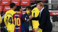 Barcelona chấp nhận chia tay Messi vào Hè năm sau