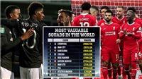 Chuyện gì đang xảy ra với MU, Liverpool, Man City và Bayern Munich?