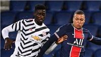 Axel Tuanzebe là lời giải cho vấn đề hàng thủ của MU