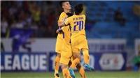 Lịch thi đấu đua trụ hạng V-League 2020