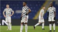 Istanbul 2-1 MU:  Quỷ đỏ trắng tay rời Istanbul, Solskjaer gặp ác mộng