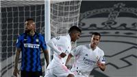 Real Madrid 3-2 Inter Milan: Vắng Lukaku, Inter trắng tay sau màn rượt đuổi hấp dẫn