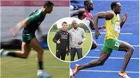 Usain Bolt thừa nhận Cristiano Ronaldo chạy nhanh hơn mình