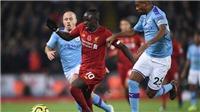 Cập nhật trực tiếp bóng đá Anh: Man City vs Liverpool. West Brom vs Tottenham