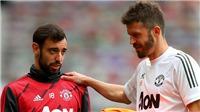 MU: Bruno Fernandes muốn Fred thi đấu như Carrick