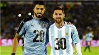 Luis Suarez không còn nói chuyện về bóng đá với Messi