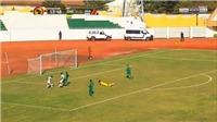 Sadio Mane bỏ lỡ cơ hội ghi bàn khó tin ở đội tuyển Senegal