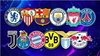 Lễ bốc thăm vòng 1/8 Champions League diễn ra khi nào?