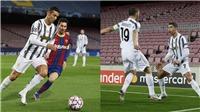 Ronaldo lùi về phòng ngự như hậu vệ hàng đầu, khiến Messi chịu thua