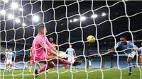 Man City 1-1 West Brom: Dứt điểm 26 lần, thầy trò Guardiola vẫn mất điểm