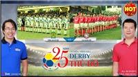 Tái hiện trận derby lớn nhất trong lịch sử bóng đá Việt Nam - Công an Hà Nội vs CLB Quân đội