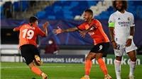 Shakhtar Donetsk 2-0 Real Madrid: Phòng ngự như mơ ngủ, Real đối mặt nguy cơ bị loại sớm